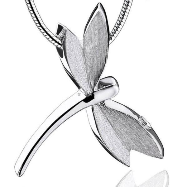 Ashanger libelle zilver