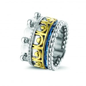 Assieraad ring