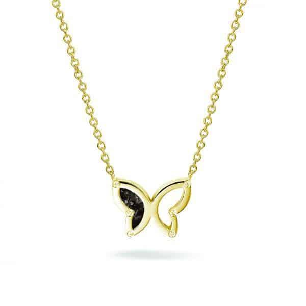 Assieraad vlinder