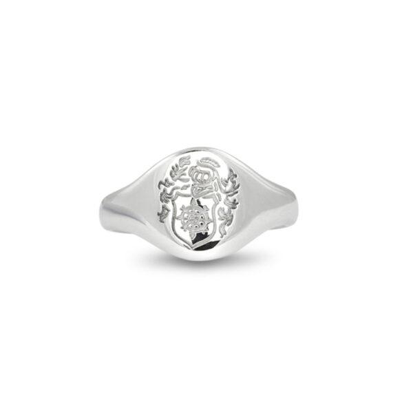 Seeyou zilveren ring