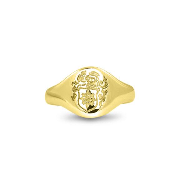 Seeyou gouden ring