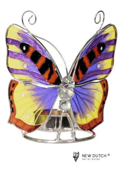 Gedenklicht vlinder