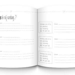 Lief dagboekje gemis papa