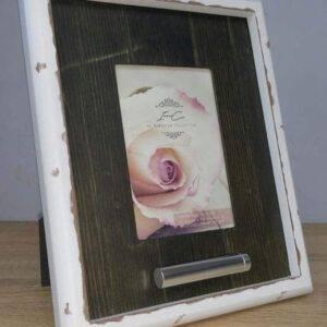 Urn fotolijst crematie as
