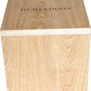 Hemeldoos hout