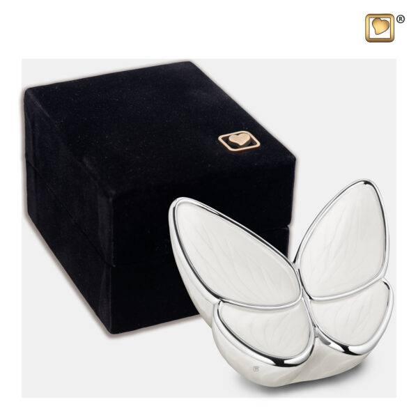 K1042 Wings of hope mini vlinder urn