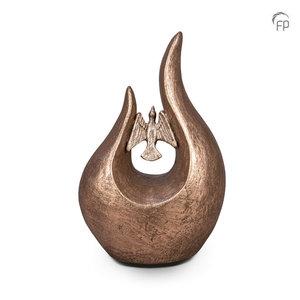 Keramische urn Fuego