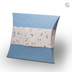 Biologische zeeurn blauw