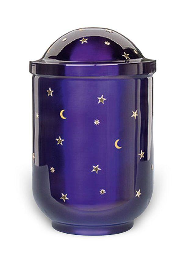 Urn ster en maan