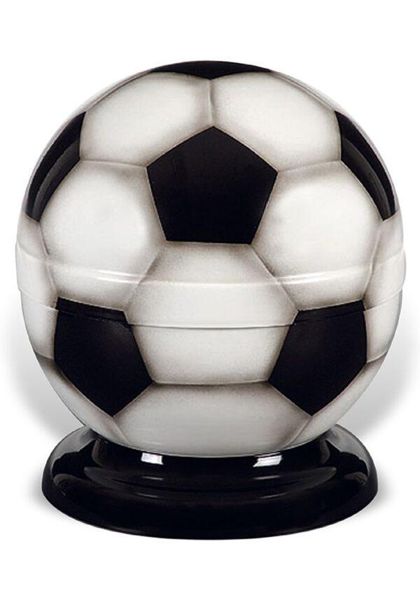 Urn voetbal metaal