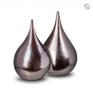 Druppel urn duo urn