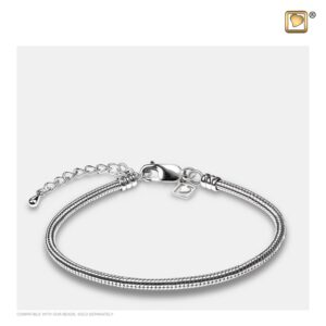 AC1001 BRACELET Sterling Silver 925 Rhodium Plated