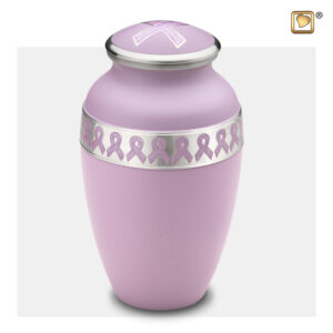 A900 Awareness Adult Urn Pink Loveurns