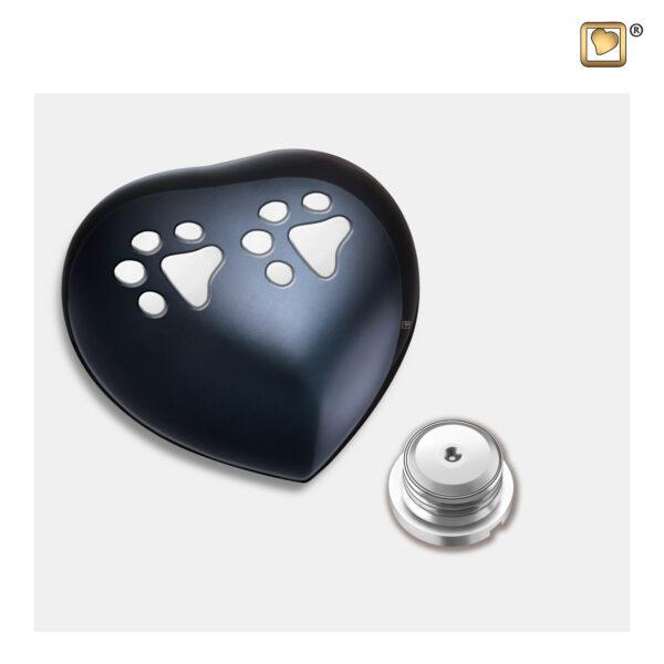 H678 Dierenurn hart