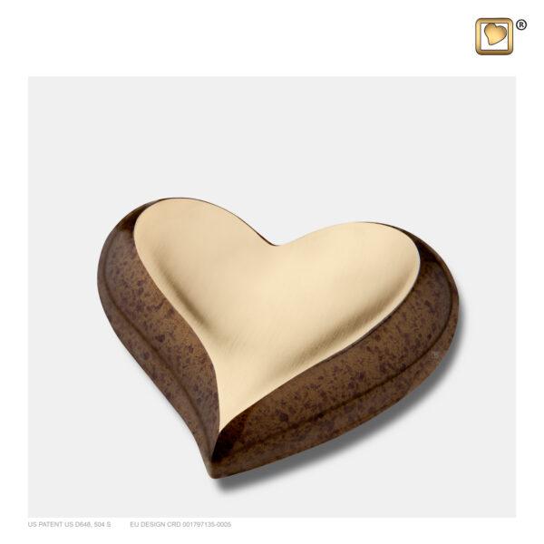 K615 Loveurns hart
