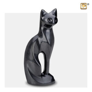 P261 cat urn Dierenurn kattenurn