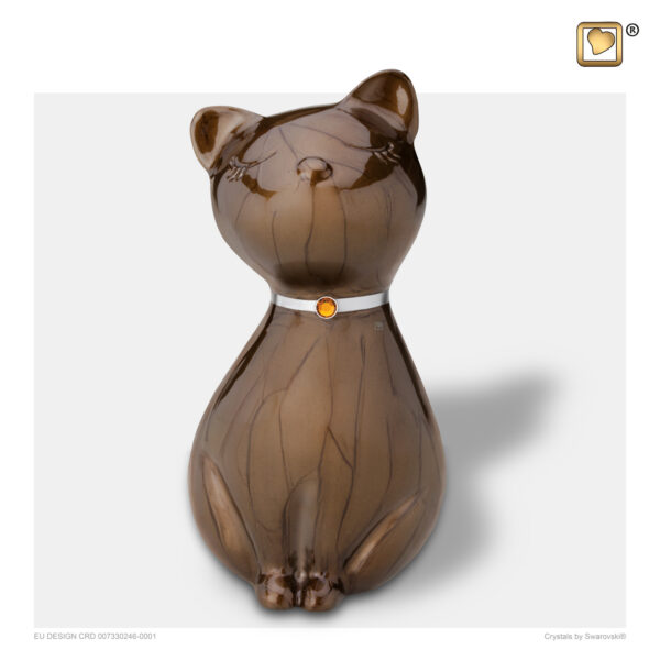 P265 Cat urn Dierenurn