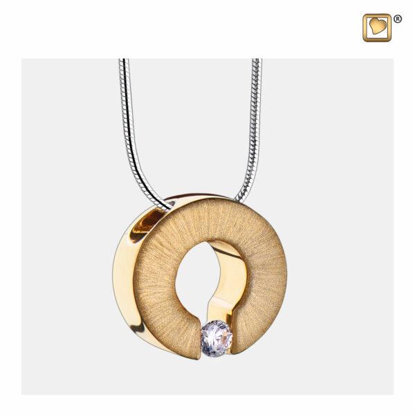 PD1041 Omega ashanger gold