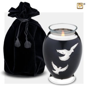 T270 Nirvana Adieu Tealight Urn Loveurns