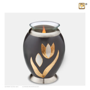 T502 Majestic Tulip Tealight Urn Loveurns
