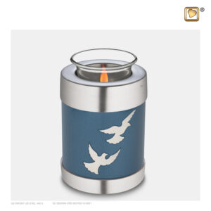 T572 Divine Flying Doves Urn Loveurns