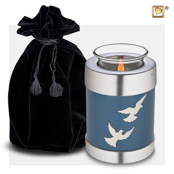 T572 Divine Flying Doves Urn Loveurns