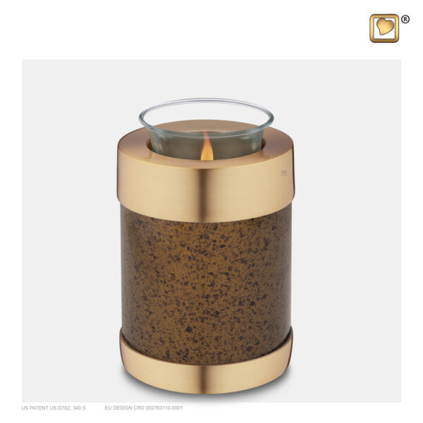 T664 Tealight Urn Loveurns
