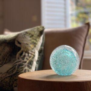 A11STBT Stardust line bulb urn crematie as