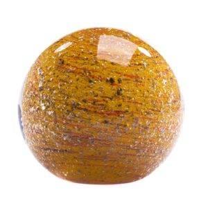 Glasreliek Zonnekind Crematie as urn