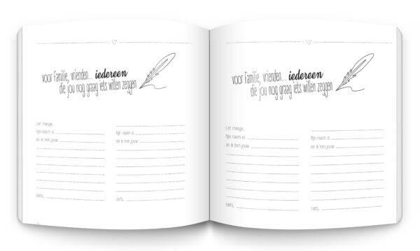 Lief dagboek bij verlies baby