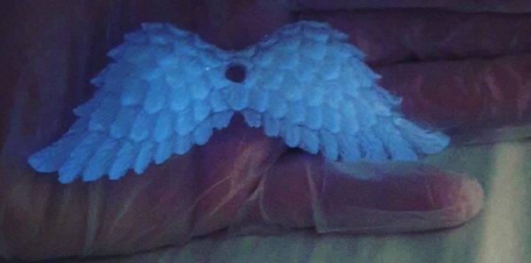 Urn engelenvleugels As Creations