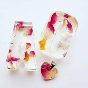 Urn memorie letters As Creations