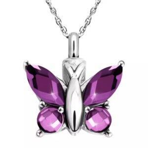 Ashanger vlinder urn