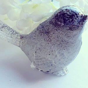 Resin vogel urn As Creations