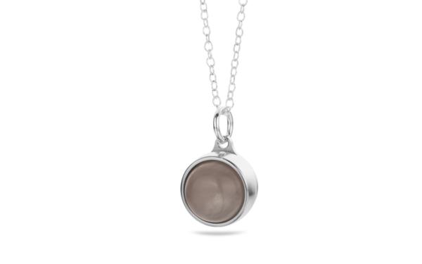 Tadblu ashanger assieraad zilver mini urn