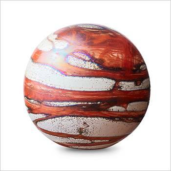 Urn glas bol elan line Terra