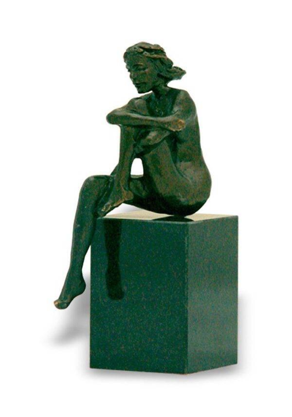 Mini urn asbeeld Elle Brons