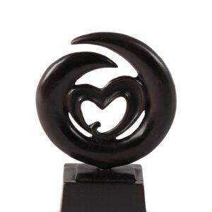 Mini urn beeld Brons Endless Love (65ml)