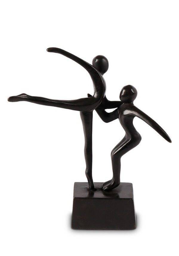 Mini urn beeld Forever brons (65ml)